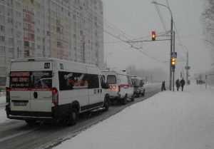 В Брянске после снегопадов будут очищать прежде всего крутые подъемы