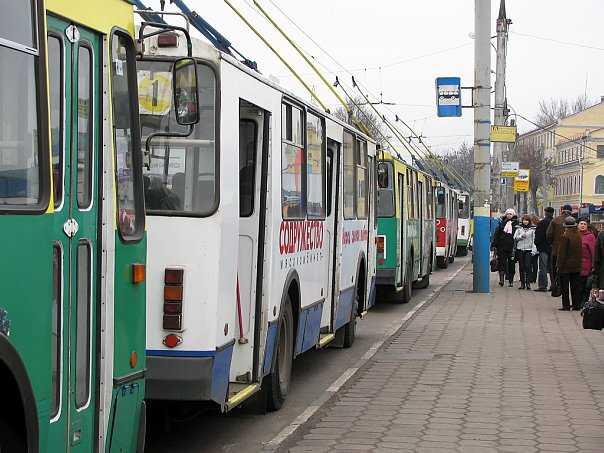Скрытые патрули наказали водителей брянских троллейбусов