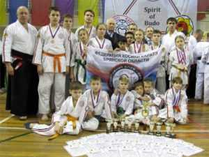 Брянские каратисты привезли 22 медали с чемпионата России