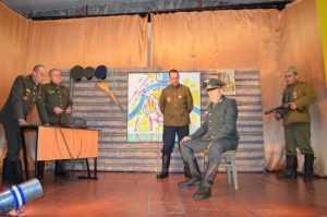 В брянской колонии зеки выстрелили из пушки и танка