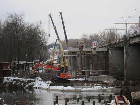 В Брянске нашли пропавшие деньги строителей Первомайского моста