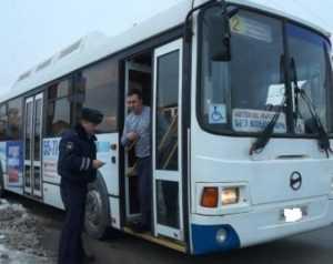 В Брянске скрытые патрули наказали говорливых водителей автобусов