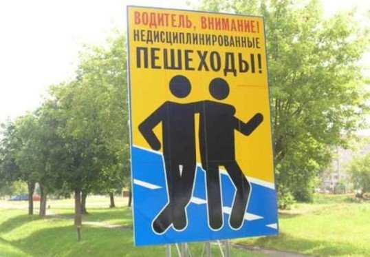 Два «ВАЗа» покалечили беспечных брянских пешеходов