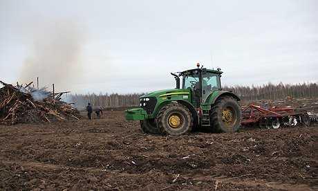 Брянские власти нашли под бурьяном 240 тысяч гектаров земли