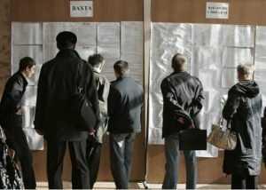 На брянской бирже увеличилось число безработных