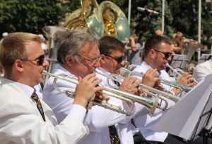 Брянские музыканты выступили в международном «Параде оркестров»