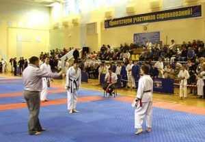 В Брянской области открылись юношеские Игры боевых искусств