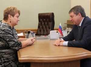 Заместитель брянского губернатора Татьяна Болховитина ушла в отставку
