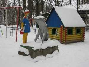 Первая неделя зимы в Брянске будет теплой и снежной