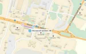В Брянске перекроют дорогу-дублер Московского проспекта