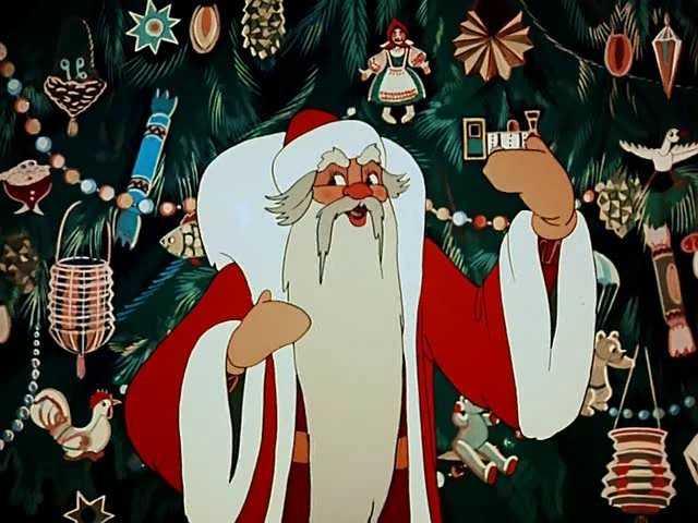 На Украине Деда Мороза обвинили в пособничестве коммунистам