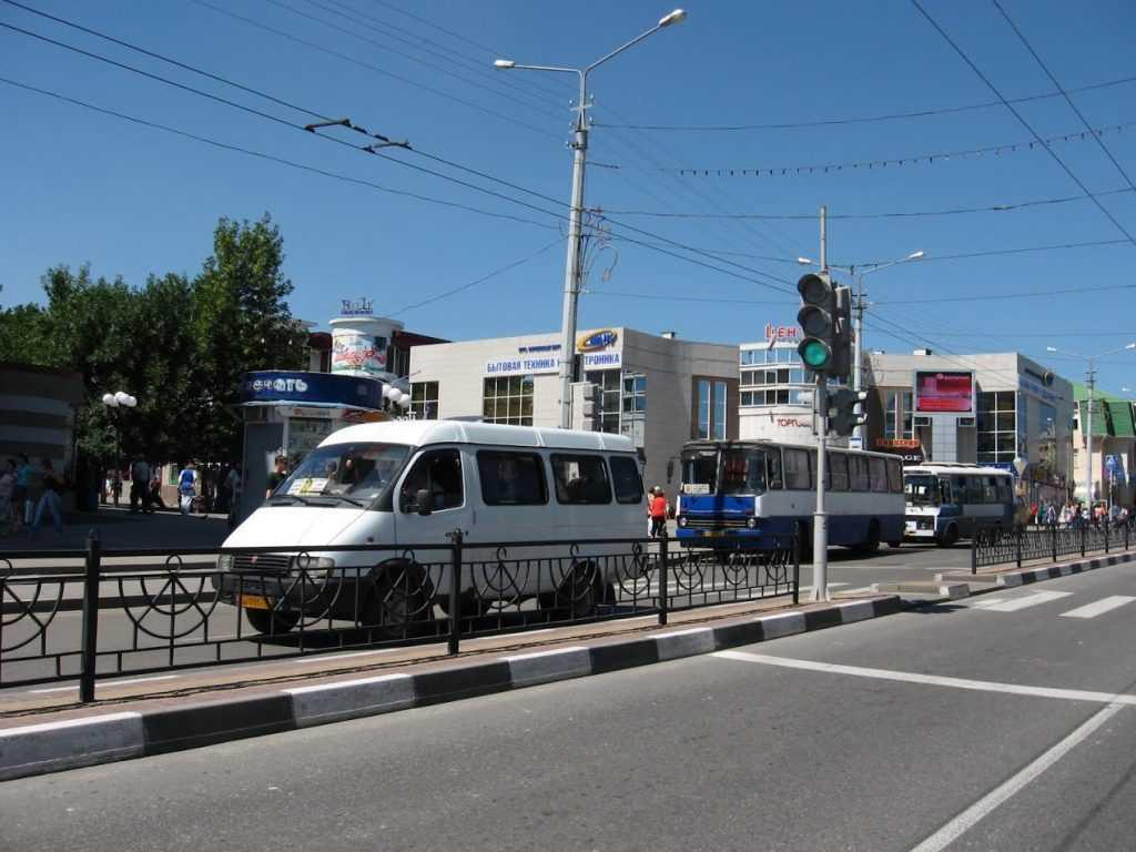 Скрытые патрули взялись за брянских маршрутчиков