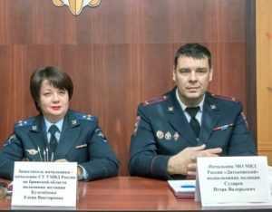 Начальником Дятьковского отдела полиции назначен Игорь Сударев