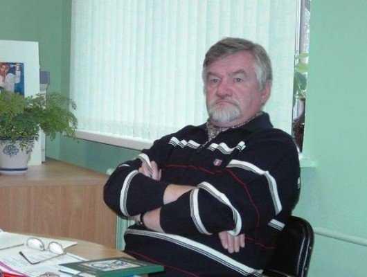 Скончался известный брянский художник Владимир Саможенов