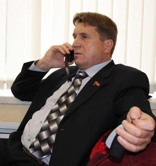 Штаб «ОНФ» потребовал проверки лесного бизнеса депутата Тюлина