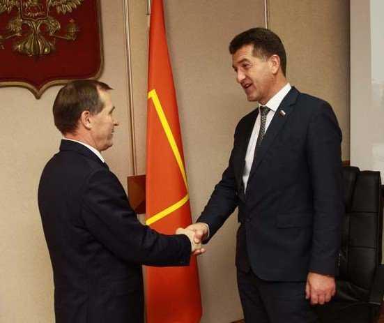 Новый мэр Брянска Александр Макаров: Я понимаю всю меру ответственности