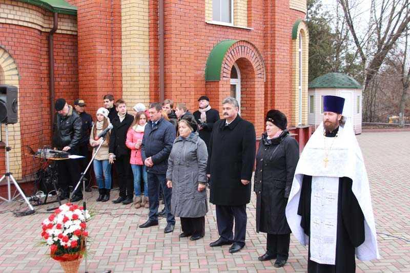 Брянцы почтили память погибших в Чечне