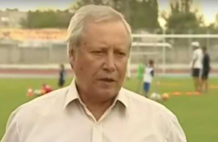 Ушел из жизни известный брянский футболист Юрий Марушкин