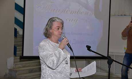 Брянцы побывали в «Таинственном саду» Маргариты Денисовой