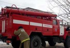 На выходных в Брянской области сгорели два дома и сарай