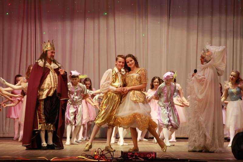 В Брянске  «Матрица» показала мюзикл