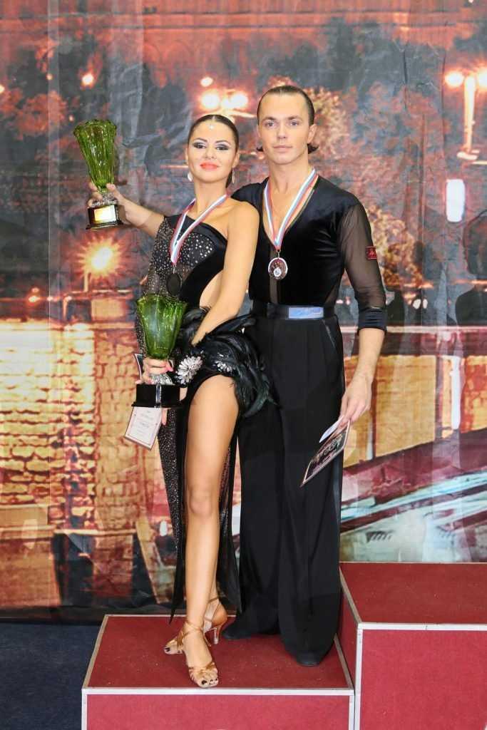 Брянская танцевальная пара взяла «серебро» в Минске (видео)