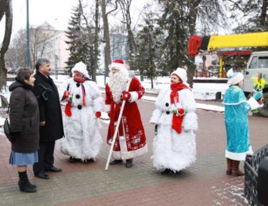 Мэр Брянска предложил сотворить новогоднее настроение
