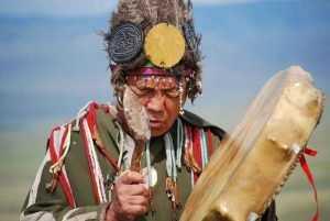 Будни шамана: дымокур, чабрец, бубен и транс