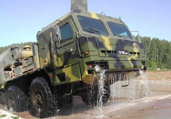 «Алмаз-Антей» выкупил Брянский автомобильный завод