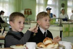 В Брянске будут бесплатно кормить только школьников из бедных семей