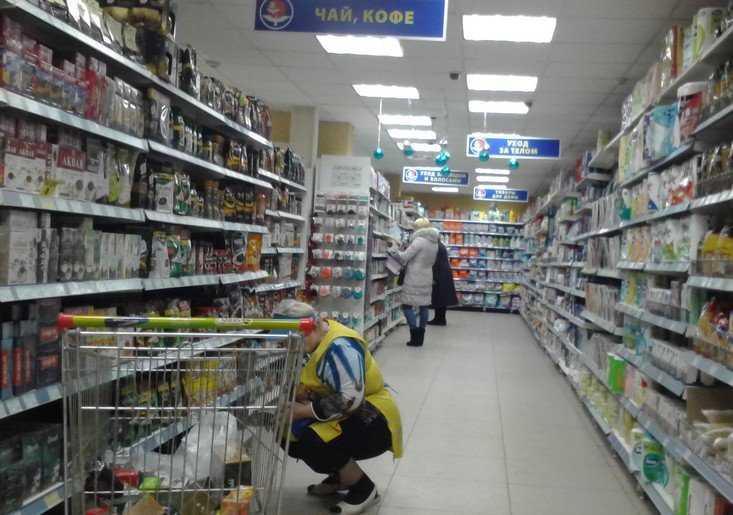 Брянцы стали реже ходить в магазины