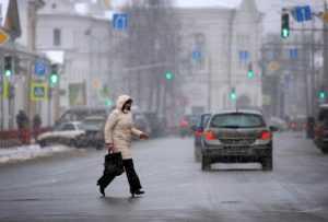 В Брянске пенсионер на «семёрке» сбил нарушительницу
