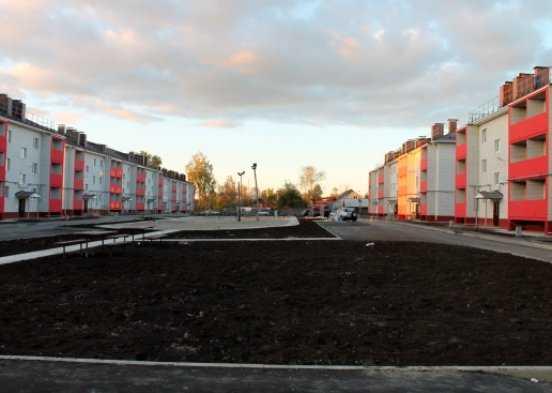 В Брянске белобережские мученики получили ключи от новых квартир