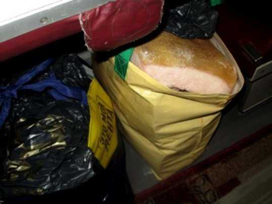 Брянские контролёры вернули Украине опасное мясо, сало и колбасу
