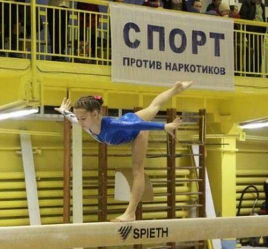 В Брянске открылся турнир по спортивной гимнастике