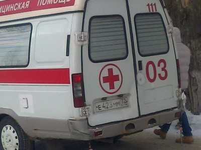 Сбитого иномаркой брянского пешехода отвезли в реанимацию