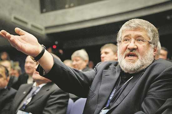 Коломойский будет бить Саакашвили, как собаку