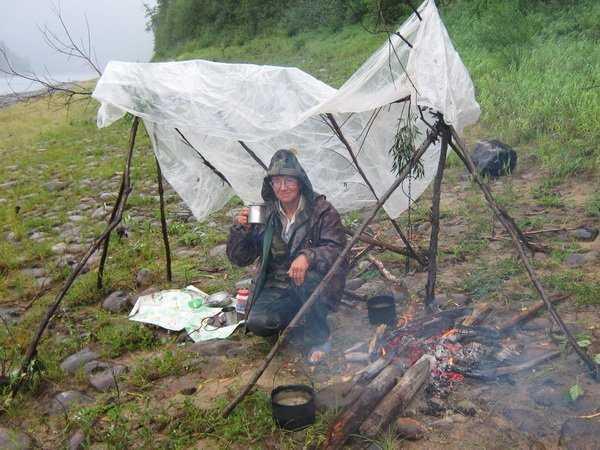 На брянцев обрушатся ураганный ветер и дожди