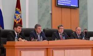 Брянская Дума утвердила троих заместителей губернатора