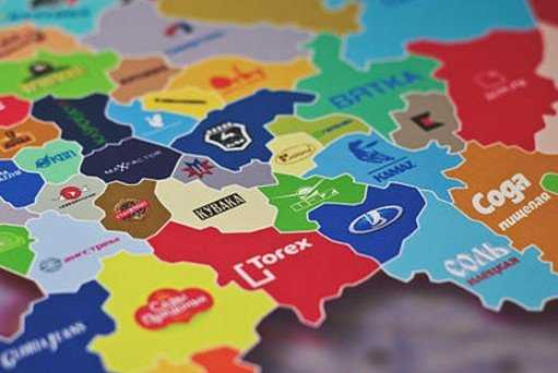 Брянскую область поместили на антисанкционную карту России