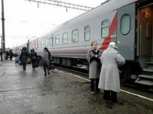 В Новый год между Брянском и Москвой пустят дополнительные поезда