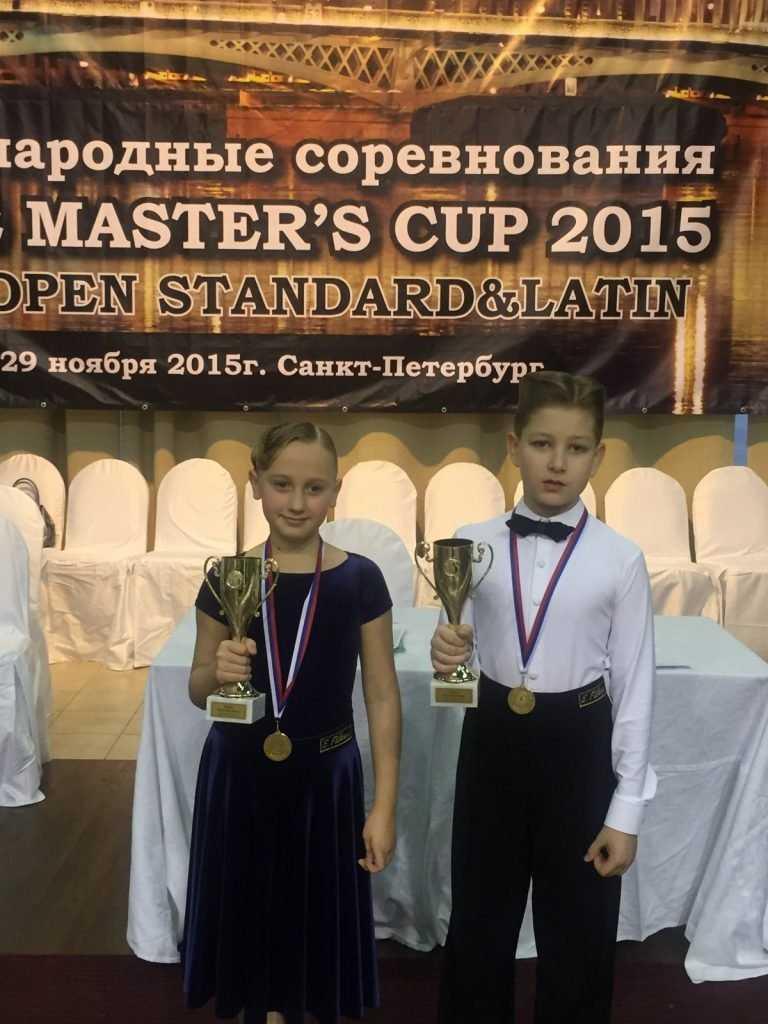 Брянская «Фантазия» взяла «золото» в Санкт-Петербурге