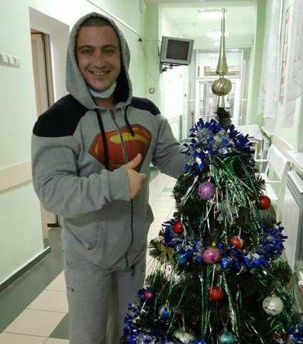 Заболевшему брянскому спортсмену Дмитрию Алдохину понадобилась кровь