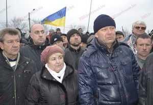 На Украине началась крестьянская революция