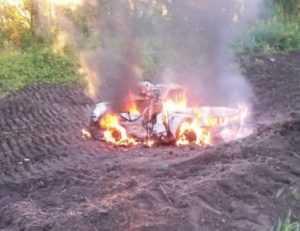 Брянский суд вынес приговор водителю за гибель людей в огненном ДТП