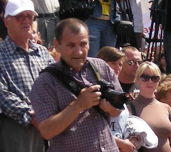 Ушел из жизни брянский фотограф и футболист Владимир Амосов
