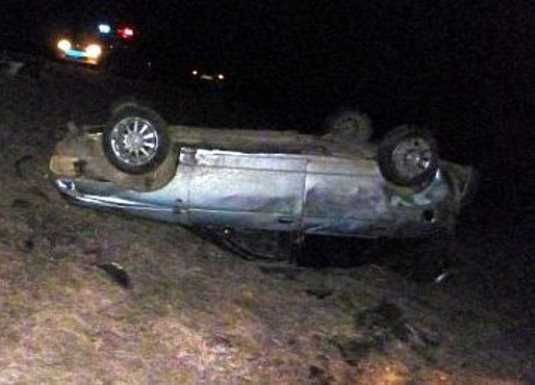 Под Брянском разбился «Ниссан» — пострадали две девушки