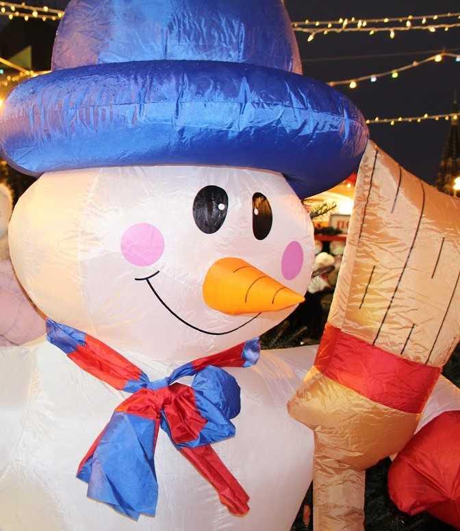 Новогодняя ночь в Брянске будет морозной и бесснежной