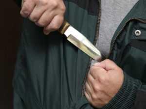 Арестован житель Брянска, зарезавший младшего брата