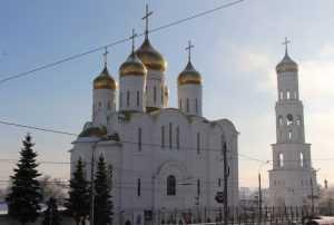 В главном брянском соборе пройдут новогодние богослужения